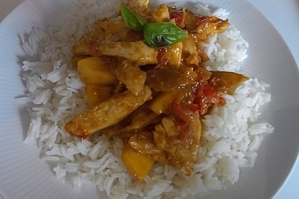 Chicken - Mango - Curry 1