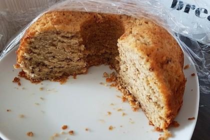 Bananen - Mandel - Kuchen 24