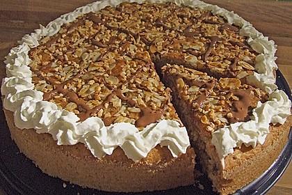 Bananen - Mandel - Kuchen