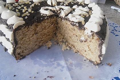 Bananen - Mandel - Kuchen 21