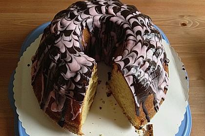 Bananen - Mandel - Kuchen 4