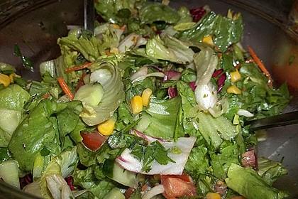 Gemischter Sommer - Salat