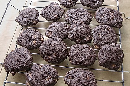 Chewy Chocolate Creamcheese Cookies 67