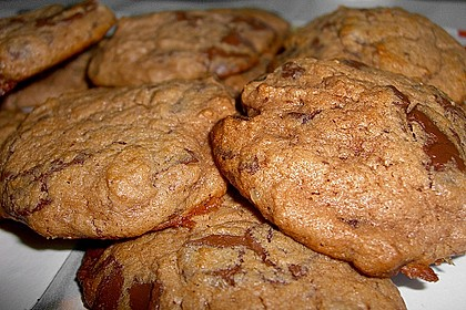 Chewy Chocolate Creamcheese Cookies 10