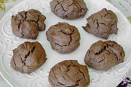Chewy Chocolate Creamcheese Cookies 9