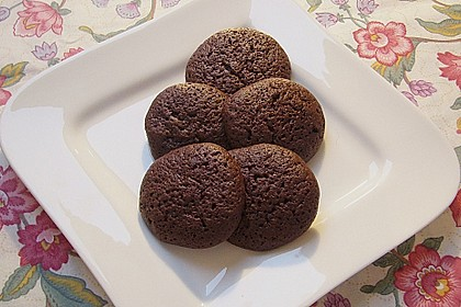 Chewy Chocolate Creamcheese Cookies 16