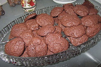 Chewy Chocolate Creamcheese Cookies 40