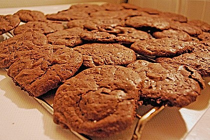 Chewy Chocolate Creamcheese Cookies 62