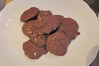 Chewy Chocolate Creamcheese Cookies 22