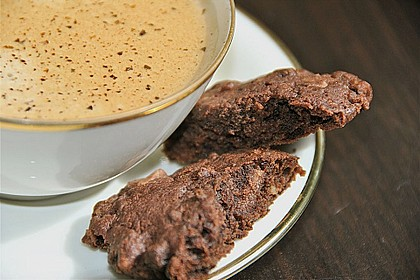 Chewy Chocolate Creamcheese Cookies 2