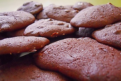 Chewy Chocolate Creamcheese Cookies 30
