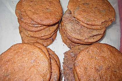 Chewy Chocolate Creamcheese Cookies 48