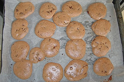 Chewy Chocolate Creamcheese Cookies 58