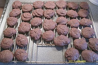 Chewy Chocolate Creamcheese Cookies 66