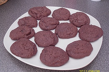 Chewy Chocolate Creamcheese Cookies 49