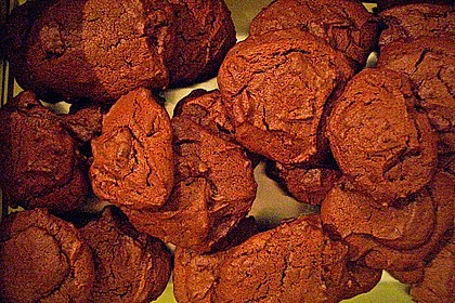 Chewy Chocolate Creamcheese Cookies 55