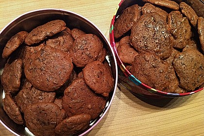 Chewy Chocolate Creamcheese Cookies 20