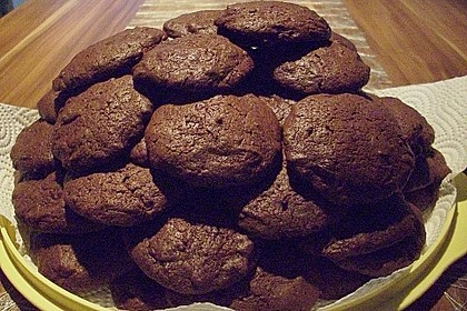 Chewy Chocolate Creamcheese Cookies 23