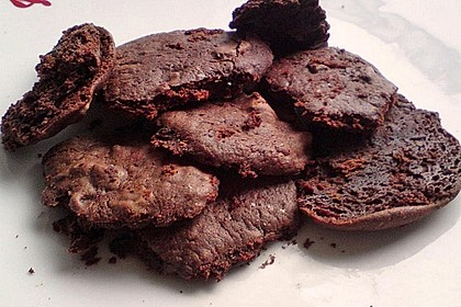 Chewy Chocolate Creamcheese Cookies 7