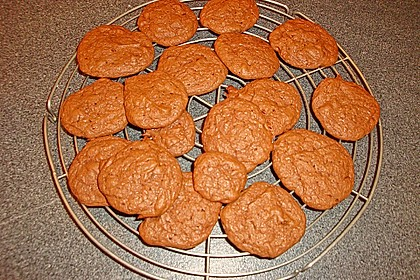 Chewy Chocolate Creamcheese Cookies 63