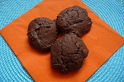 Chewy Chocolate Creamcheese Cookies 18