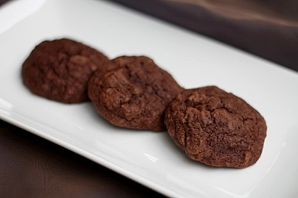 Chewy Chocolate Creamcheese Cookies 29