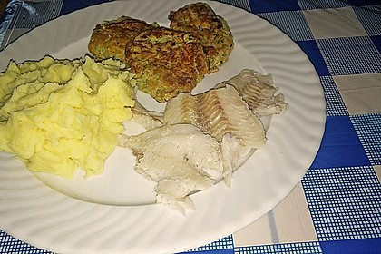 Zucchini-Frikadellen 16