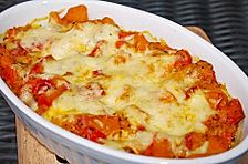 Kürbis - Lasagne