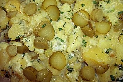 Leichter Kartoffelsalat mit Schnittlauch 1