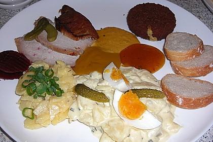 Leichter Kartoffelsalat mit Schnittlauch