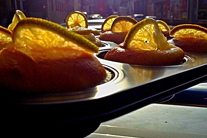 Limetten - Muffins