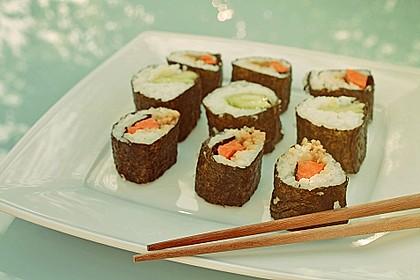 Reis für Sushi 2