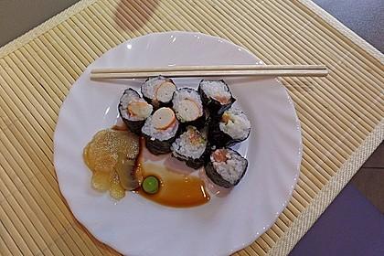 Reis für Sushi 3