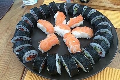 Reis für Sushi 1