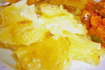 Kartoffelgratin 141