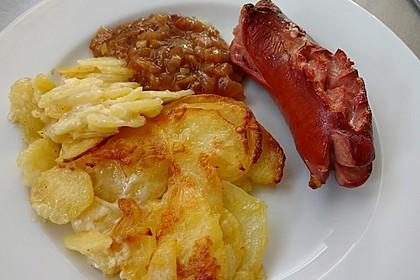 Kartoffelgratin 111
