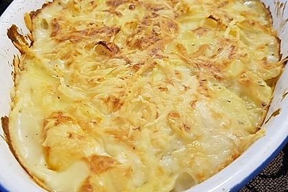 Kartoffelgratin 49