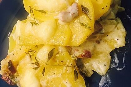 Kartoffelgratin 205