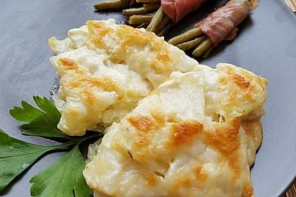 Kartoffelgratin 153
