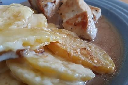 Kartoffelgratin 38