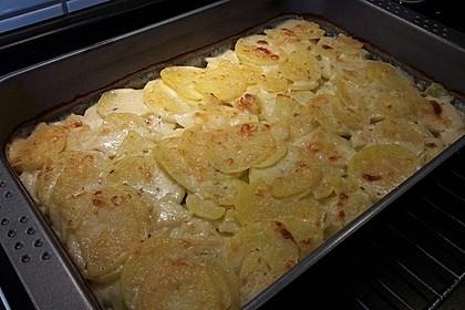 Kartoffelgratin 90