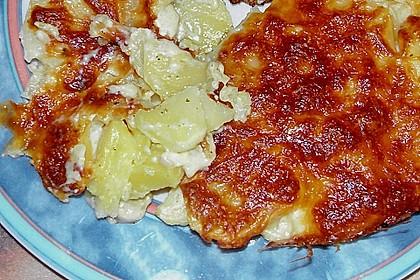 Kartoffelgratin 107