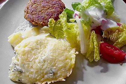 Kartoffelgratin 154