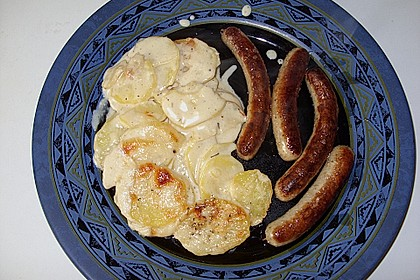 Kartoffelgratin 101