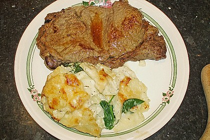 Kartoffelgratin 93