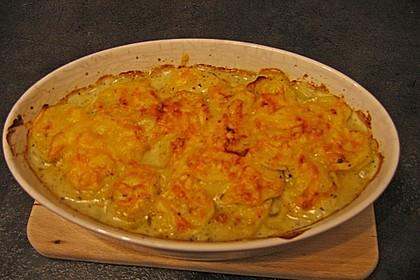 Kartoffelgratin 192