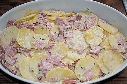 Kartoffelgratin 142