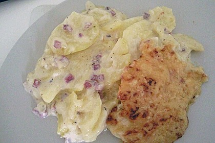 Kartoffelgratin 211