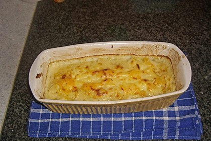 Kartoffelgratin 178