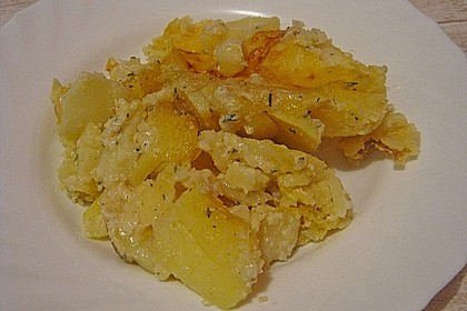 Kartoffelgratin 139